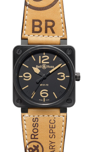 Bell & Ross BR01 BR0192-HERITAGE