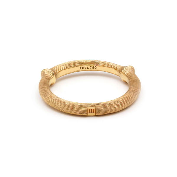 Ole Lynggaard Ring Nature #3 Roségold A2682-701