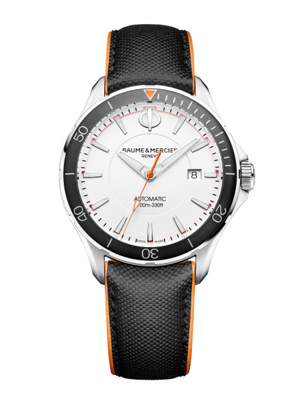 Baume & Mercier Clifton Club MOA10337
