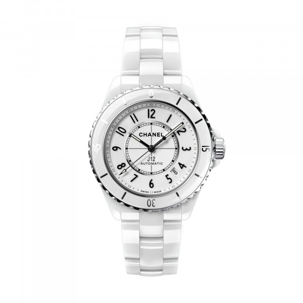 Damenuhr Chanel J12 White H5700